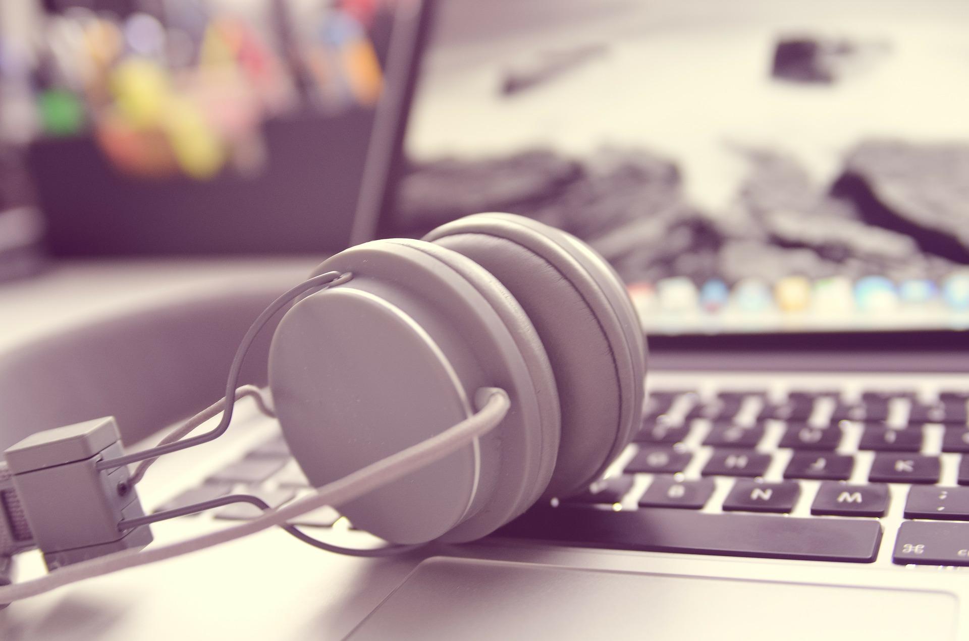 transcription audio